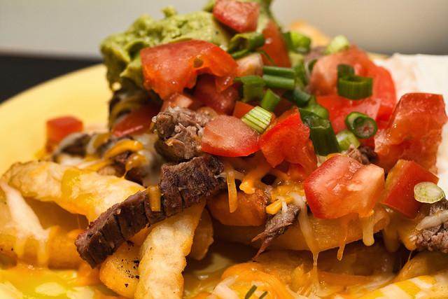 Carne Asada Fries - closeup | Flickr - Photo Sharing!