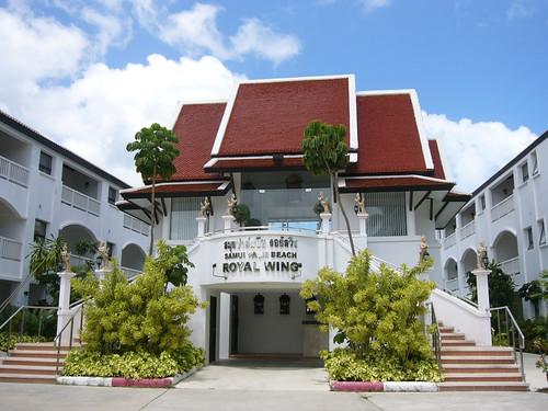 Samui Palm Beah Resort
