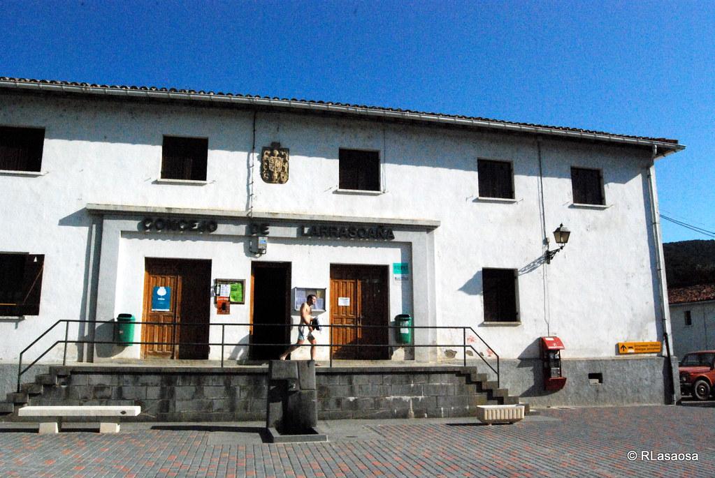 Albergue de peregrinos municipal de Larrasoaña, Navarra :: Albergues del Camino de Santiago
