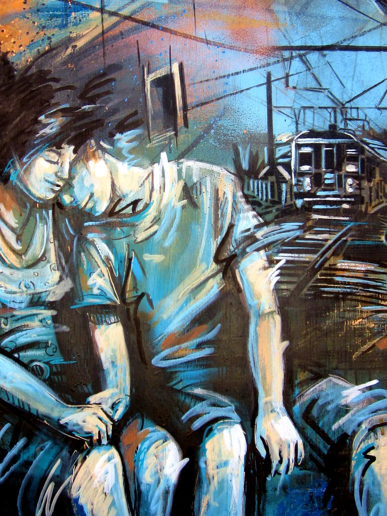 "Alice Pasquini - ""My number one"""