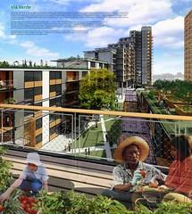 Via Verde, South Bronx (courtesy of Jonathan Rose Companies)