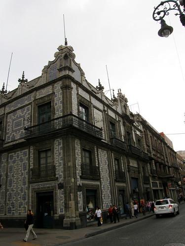 Ecos del sonar en ciudad de m xico for Sanborns bellas artes