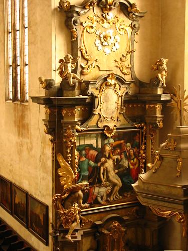 Church of All Saints, Old Royal Palace