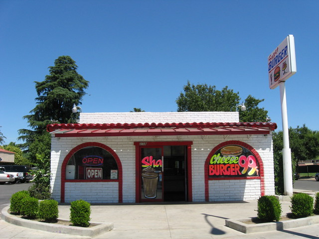 Fast Food Places In Fresno Ca