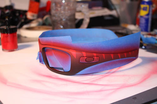Oakley Custom Glasses