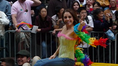 Karyme Lozano San Francisco Gay Pride 2008 por @ bastique