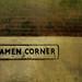 Small photo of Amen Corner, Newcastle