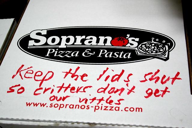 Soprano S Pizza Grill Sea Isle City Nj