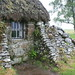 Stone Cottage Culloden Battlefield Scotland UK