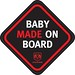Dodge Journey Launch Campaign: Baby made on board.