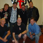 Lee Rocker with Don McGee in Studio-A