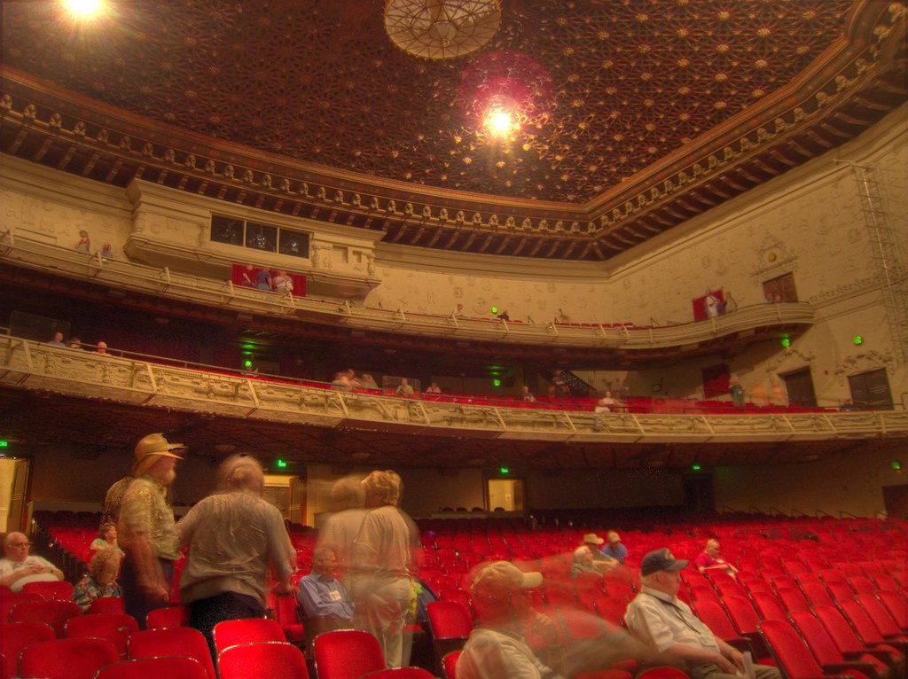 Orpheum Theater San Francisco Seating Beats Headphones On