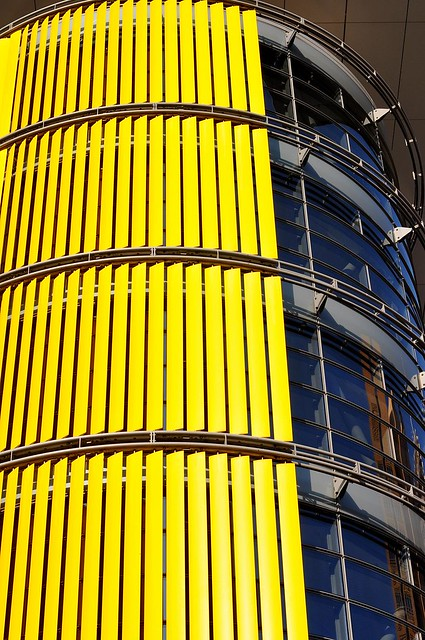 Show Yellow Buildings Settler