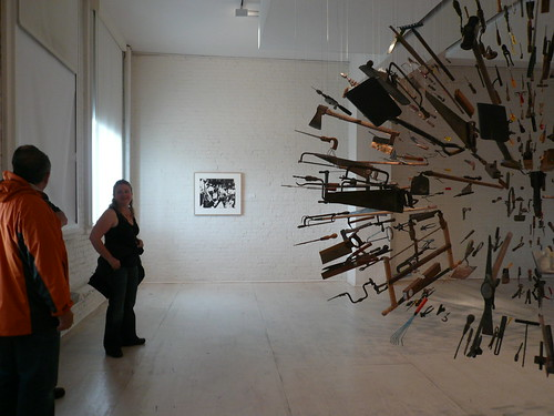 Andy Warhol / Damián Ortega