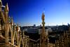 Milano skyline!! by eclogita