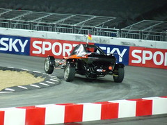 auto racing, automobile, racing, sport venue, vehicle, stock car racing, sports, performance car, open-wheel car, race of champions, motorsport, indycar series, race track,