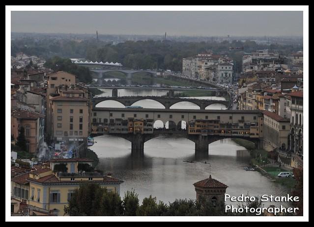Bridge Vecchio - Firense, Italy