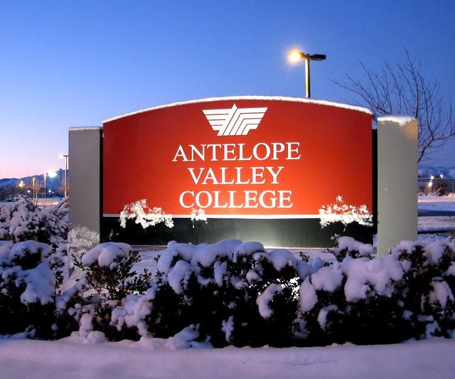 university antelope valley