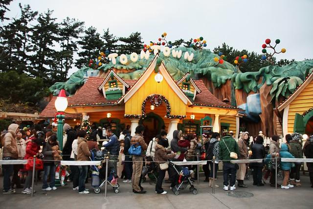 081222 Tokyo Disneyland Toontown Flickr Photo Sharing