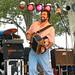 Paul Daigle with Cajun Gold and Savoir Faire, Photos 2000-2004