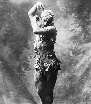 Le spectre de la Rose - 1911