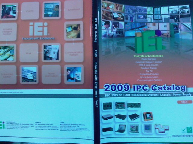 IEI 2009 Catalogue