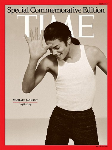TIME - Special Commemorative「Michael Jackson」