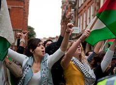 Nakba Day demonstration