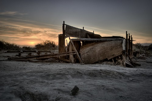 Bombay Beach reclaimation II