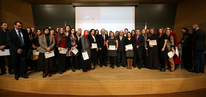 Üsküdar Üniversitesi ilk Aile Danışmanlarını mezun etti