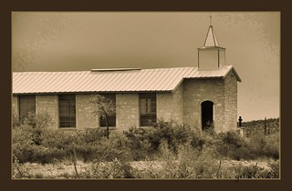 DelRio Texas Church