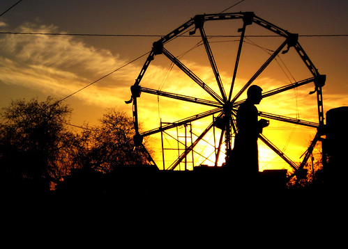 sunset silhouette sonora méxico atardecer silueta hermosillo seminario memovasquez abigfave elcordero