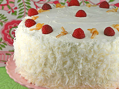 Dorie's Perfect Party Cake
