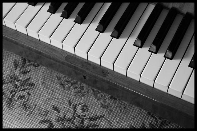 Farmors piano