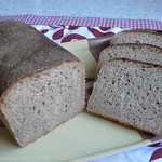 Honey Wheat Bread With Poppy Seeds and Lemon