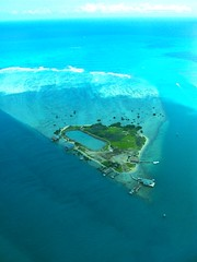 arctic ocean(0.0), marine biology(0.0), reef(0.0), lagoon(1.0), archipelago(1.0), atoll(1.0), sea(1.0), ocean(1.0), bay(1.0), island(1.0), wind wave(1.0), islet(1.0),