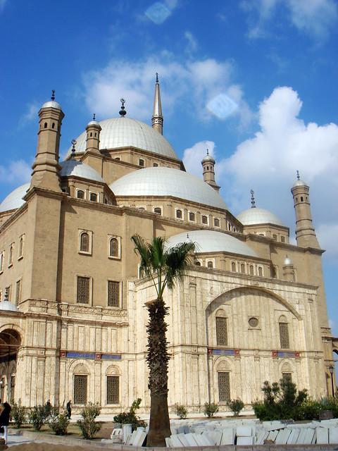 Egypt - Cairo - Mohammad Ali Mosque