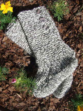 Knitted Slipper Socks Basic Pattern | Facebook