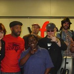 Sharon Jones & The Dap Kings at WFUV with Claudia Marshall