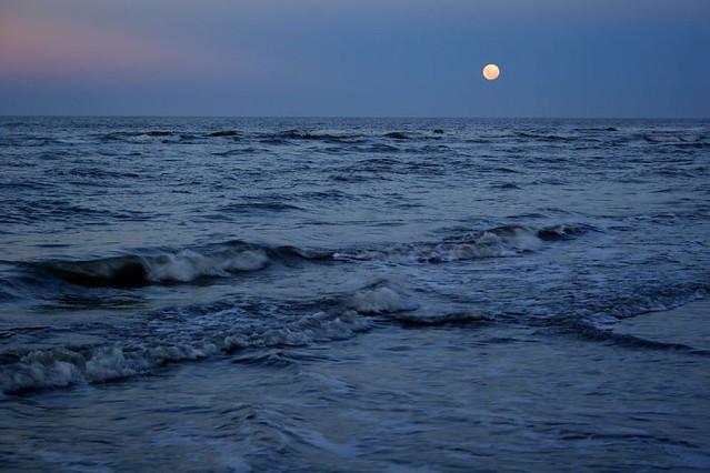 Punta Rasa: Sale la luna 2