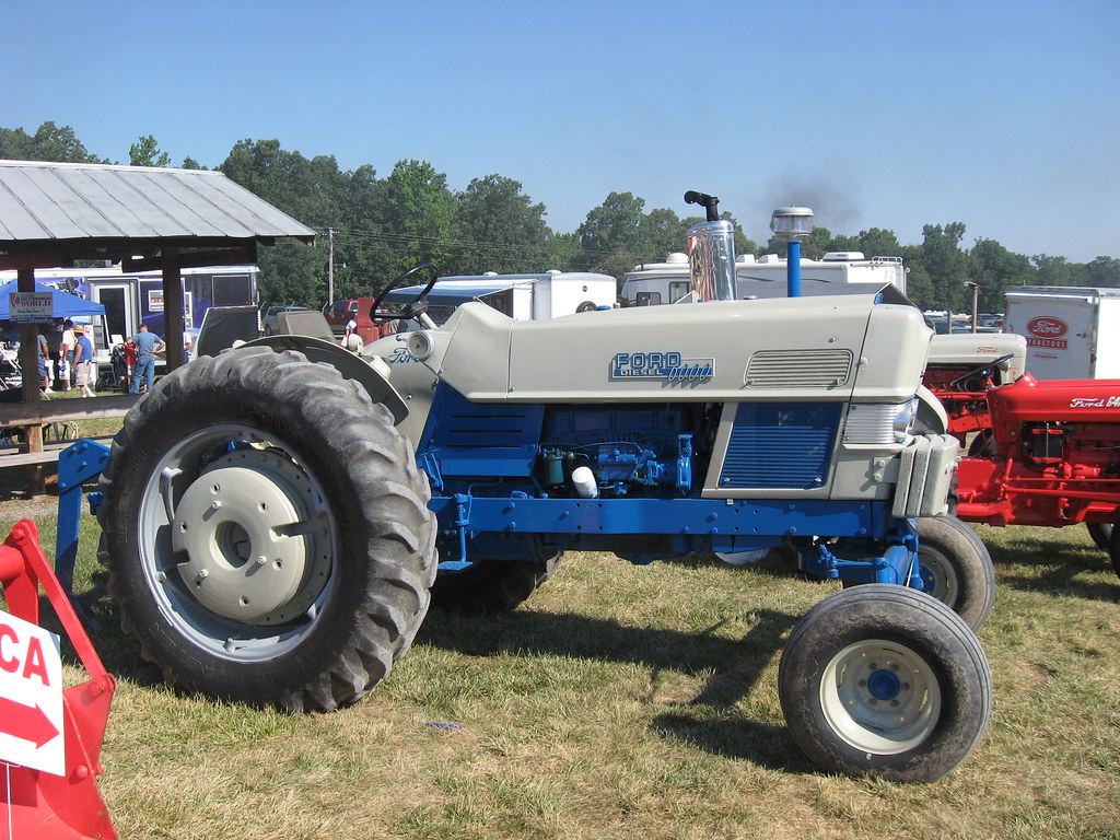 Ford 6000 Tractor Parts : Ford commander autos post