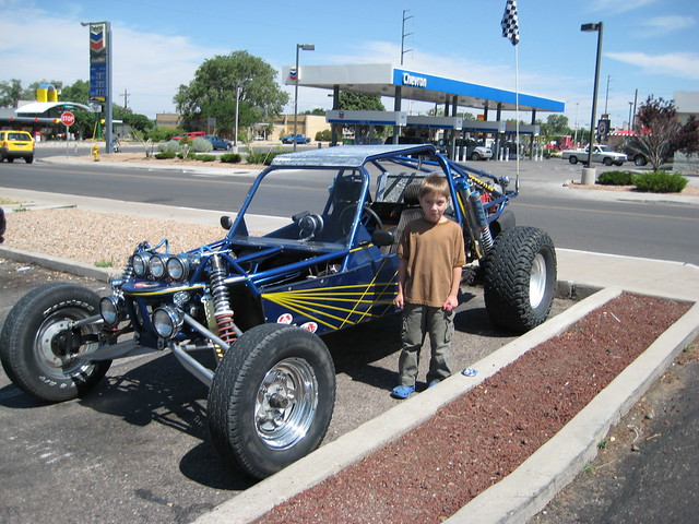 V8 Dune Buggy http://www.flickr.com/photos/thewoolleyman/2657610535/