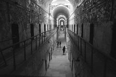 Cellblock/Eastern State Penitentiary