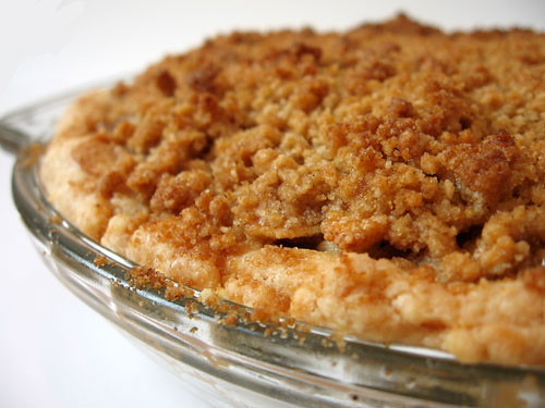 apple pie with brown sugar streusel topping | Flickr - Photo Sharing!