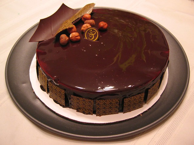 Hazelnut Chocolate Cake | Flickr - Photo Sharing!