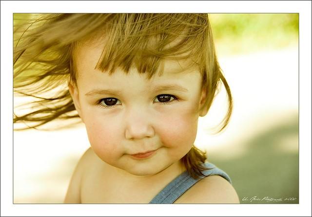 Dori - Child Portrait