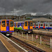 London Overground, London Undercloud by 2E0MCA