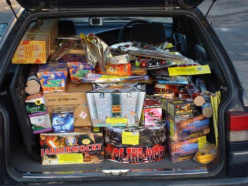 Epic Fireworks - Car Load