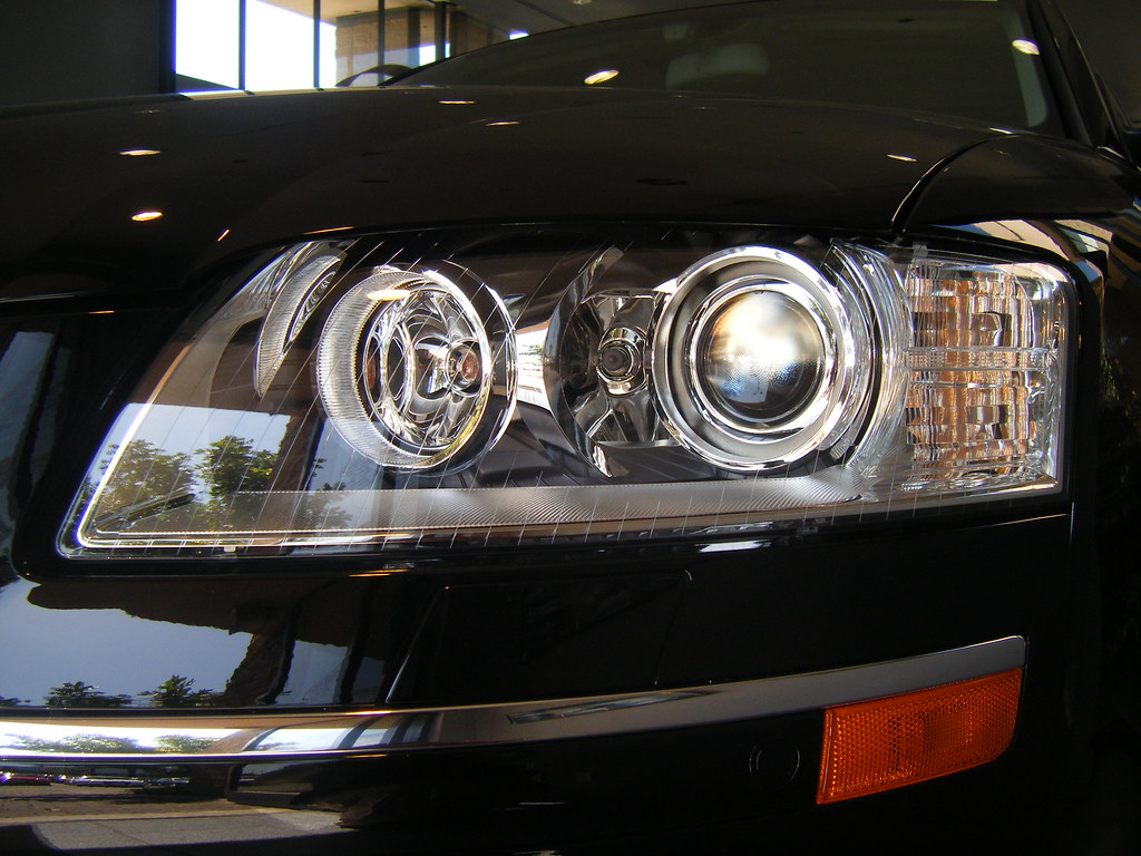 Audi A8 Headlights