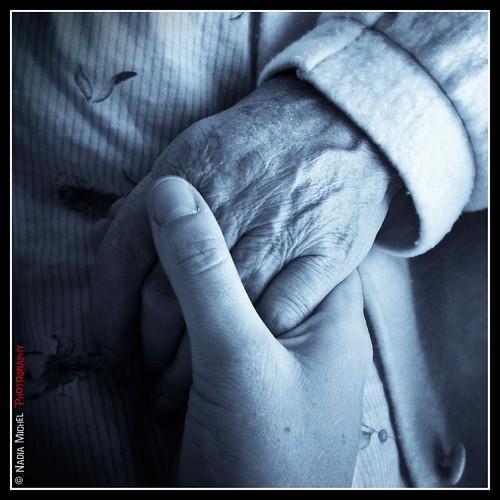 Ma Grand-Mère # 80 ans